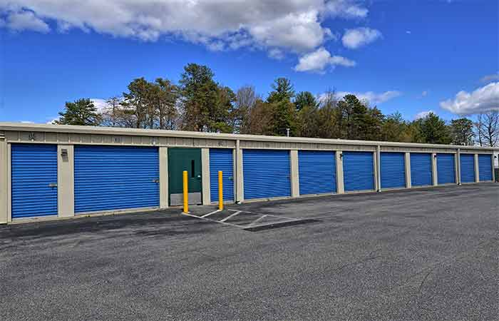 Storage Units in Amherst (NH) | Caldwell Dr.
