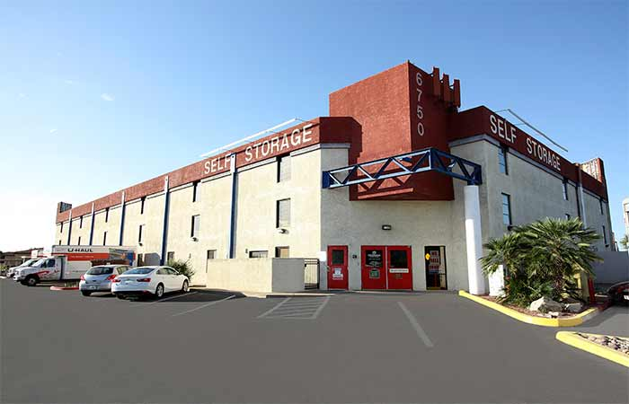 Storage Units in Tucson (AZ) | E Tanque Verde