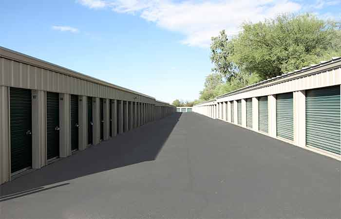 Storage Units in Tucson (AZ) | Bear Canyon