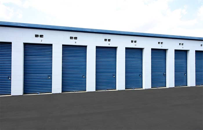 Storage Units in Alhambra (CA) | S Garfield Ave