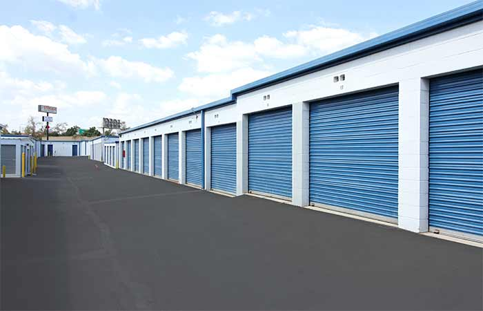 Storage Units in Rosemead, California | S Artson St