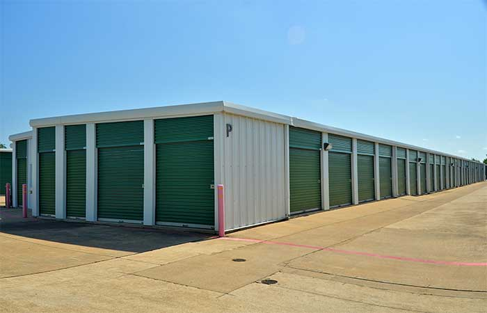 Storage Units in Grand Prairie (TX) | S State Hwy 360