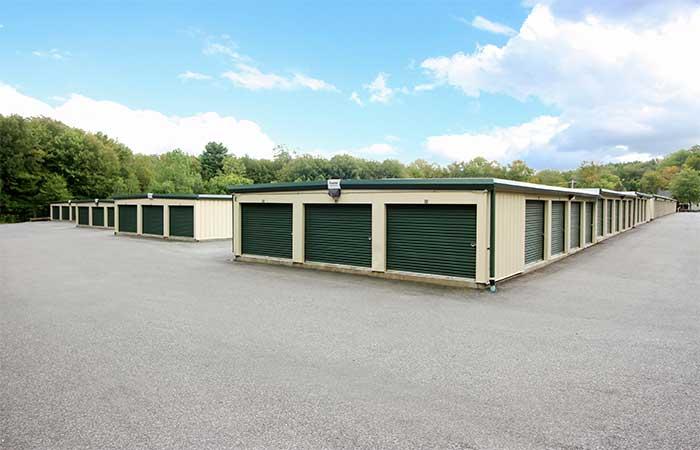 Storage Units in Upton (MA) | Milford St