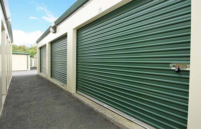 Storage Units in Upton (MA) | Milford St