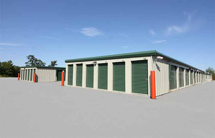 Storage Units in Hooksett (NH) | Londonderry Turnpike