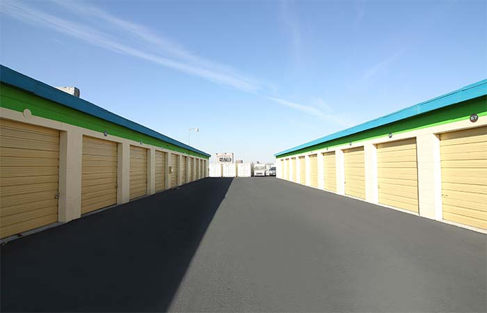 Storage Units in Las Vegas (NV) | Westwood Dr