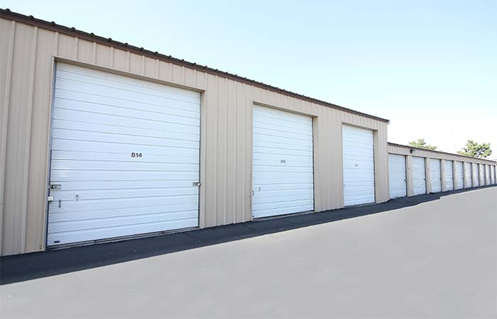Storage Units in S. Sunrise Manor (NV) | E Sahara Ave
