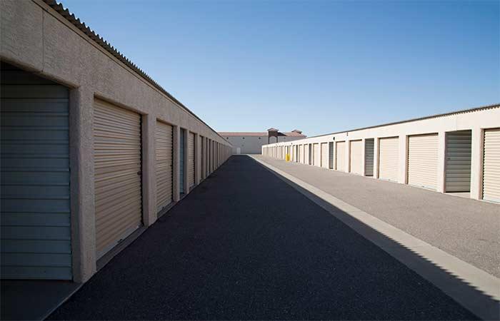 Storage Units in Queen Creek (AZ)   S Scotland Ct