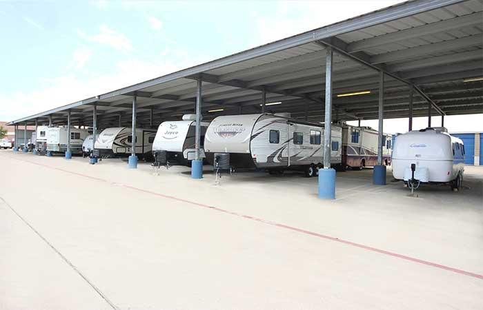 Storage Units in Murphy (TX)   W FM 544