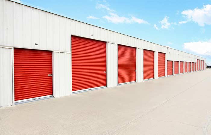 Storage Units in Buda (TX) | Park Cove N