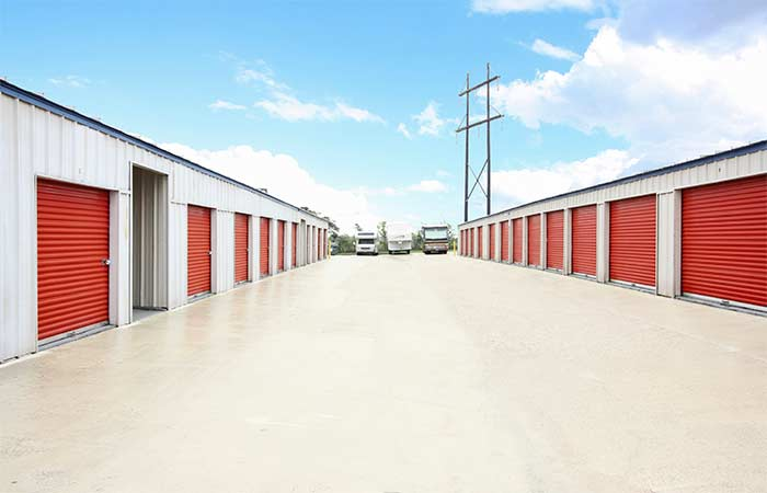 Storage Units in Buda (TX) | Park Cove N