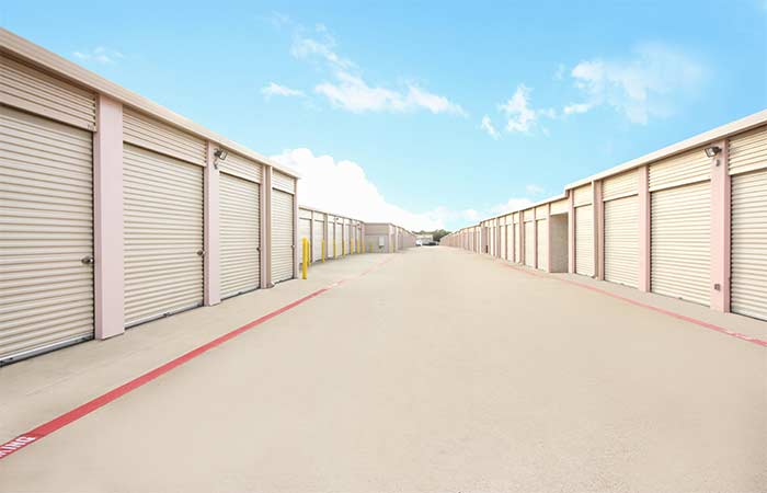 Storage Units in Allen (TX) | E Main St