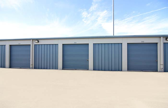 Storage Units in Forney (TX) | Helms Trail