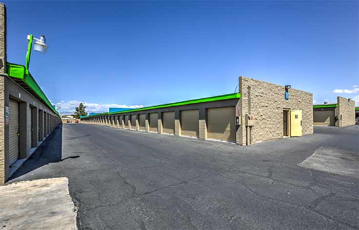 Storage Units in N. Sunrise Manor (NV) | N Lamb Blvd