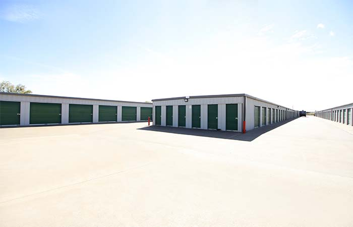 Storage Units in Terrell (TX) | W Hwy 80