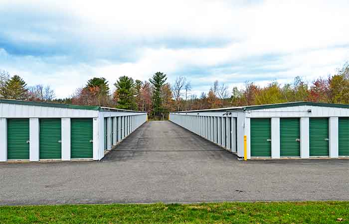 Genial Storage Units In Nashua (NH) | Northwest Blvd