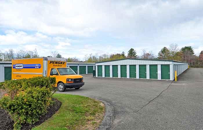Charmant Storage Units In Nashua (NH) | Northwest Blvd