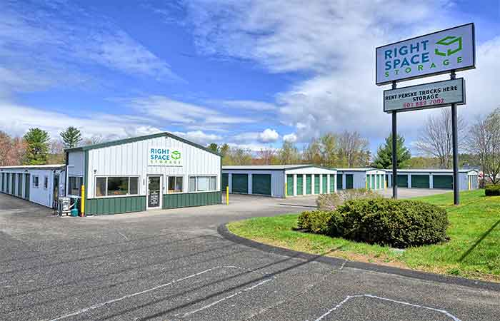 Charmant Storage Units In Nashua (NH) | Northwest Blvd