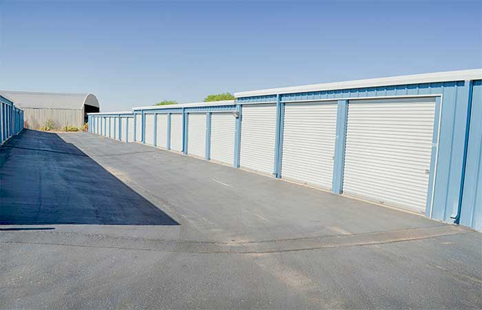 Storage Units in Bernalillo (NM) | S Hill Rd