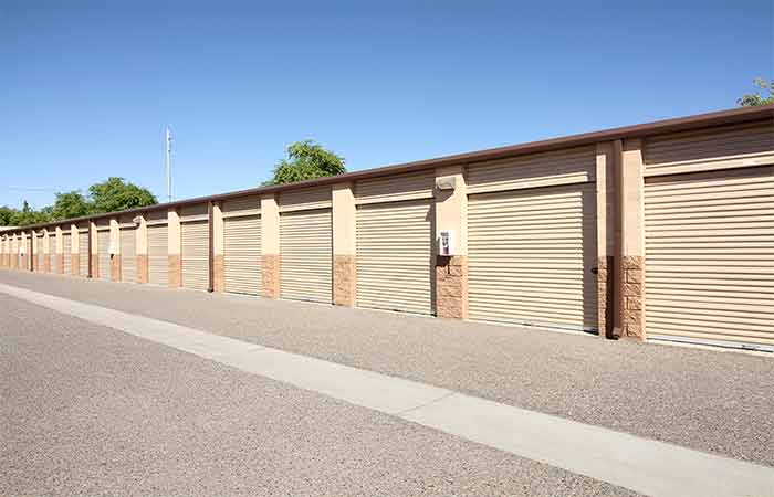 Storage Units in Peoria (AZ) | N 91st Ave