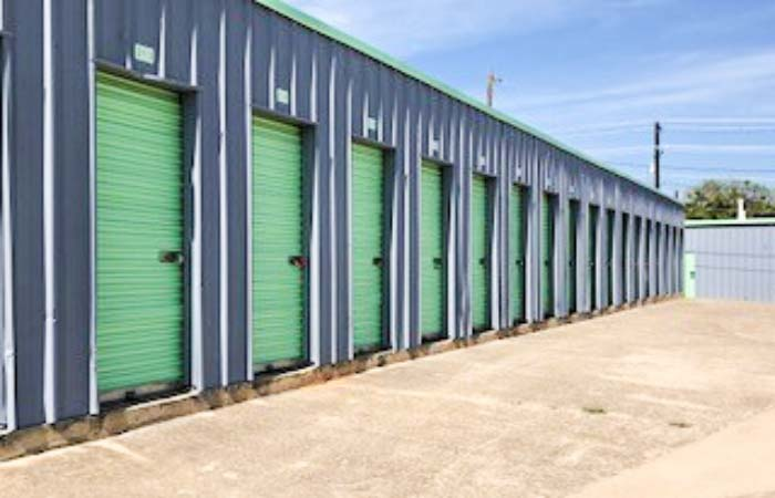 Storage Units in Denton (TX) | E McKinney & $59/mo Storage Units in East Denton TX - 50% Off Rent 2 Monthu0027s