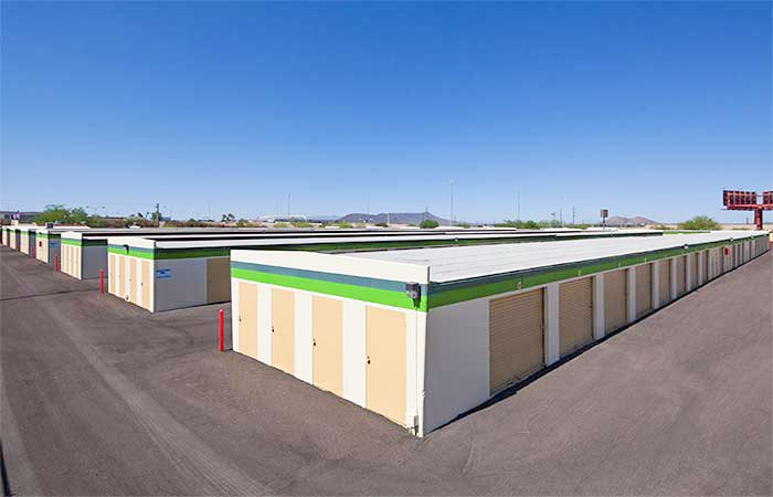 Storage Units in Tucson (AZ) | S Santa Clara Ave & $39/mo Storage Units in Tucson AZ - 50% Off Rent First Month