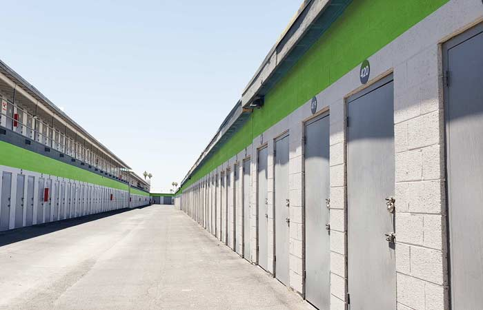Storage Units in Mesa (AZ) | W Broadway Rd