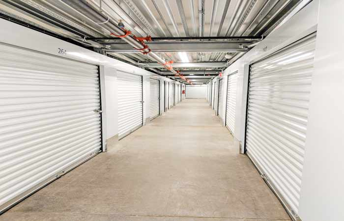 Storage Units in Nashua, (NH) | 111 Northeastern Blvd