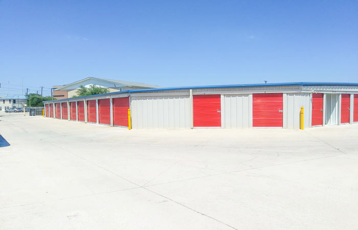Storage Units in Austin, (TX) | Research Blvd