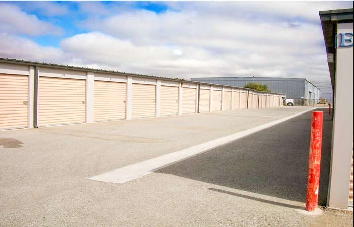 Storage Units in Hollister, CA | Flora Avenue