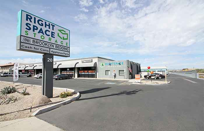 Storage Units in Mesa (AZ) | W Baseline Rd