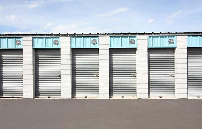 Storage Units in Mesa (AZ) | N Guthrie St
