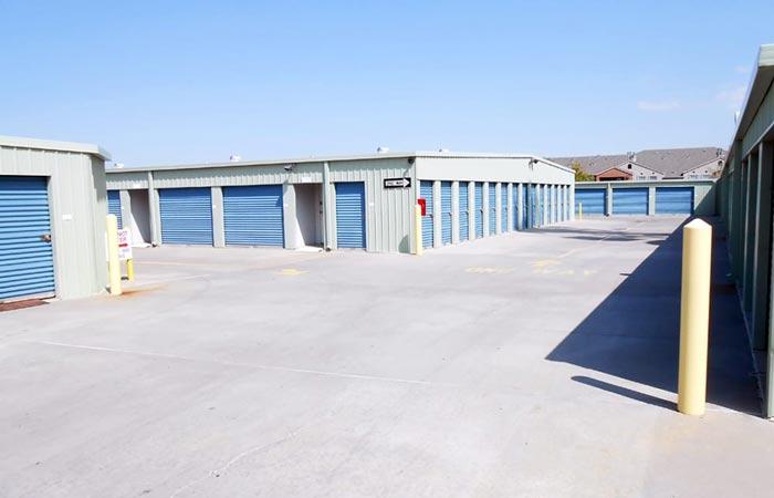 Storage Units in North-East Albuquerque (ABQ), NM | 4801 Eubank Blvd