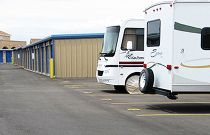 Storage Units in North-West Albuquerque (ABQ), NM | 2559 Coors Blvd. NW