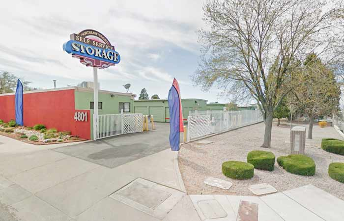 Storage Units in North-East Albuquerque, NM | 4801 Eubank Blvd