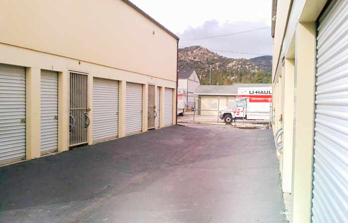 Storage Units in Big Bear Lake (CA) | W Country Club Blvd