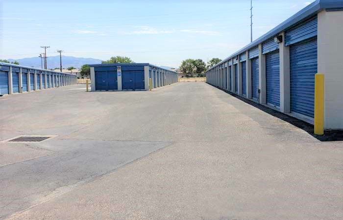 Storage Units in Albuquerque, NM | 4620 Pan American Freeway