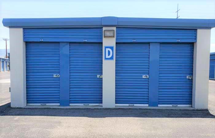 Storage Units in Albuquerque, NM | 4620 Pan American Freeway