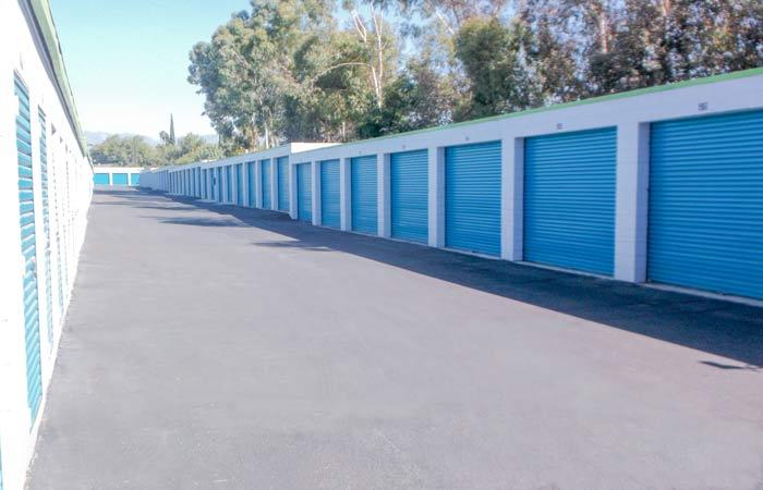 Storage Units in Rialto (CA) | W Foothill Blvd