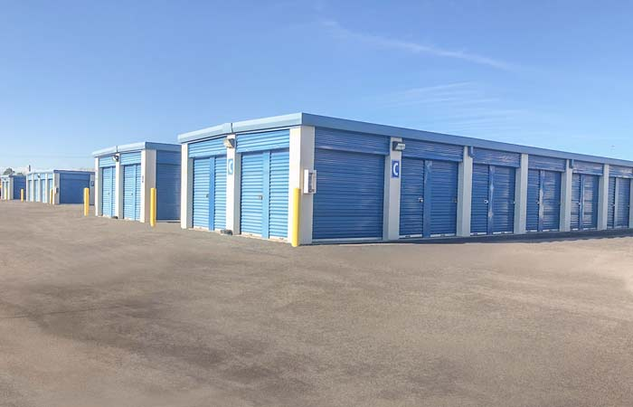 Storage Units in Albuquerque (ABQ), NM | 4620 Pan American Freeway