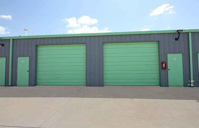 Storage Units in Denton (TX) | E McKinney
