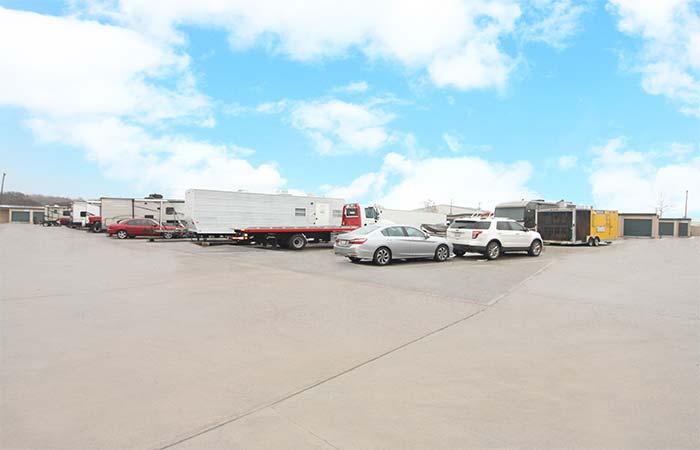 Storage Units in San Antonio (TX)   O'Connor Rd